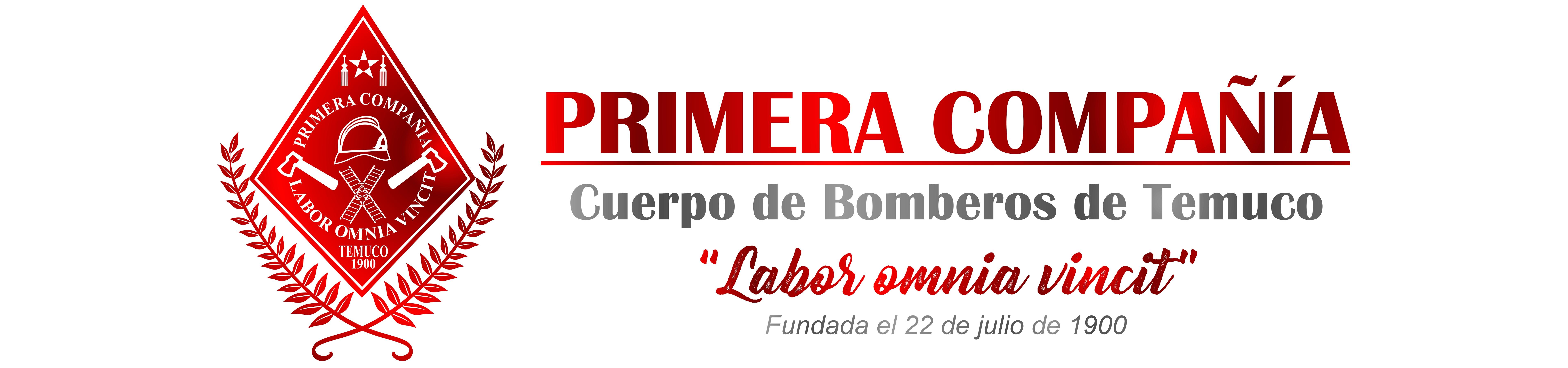 Primera Compañía de Bomberos Temuco